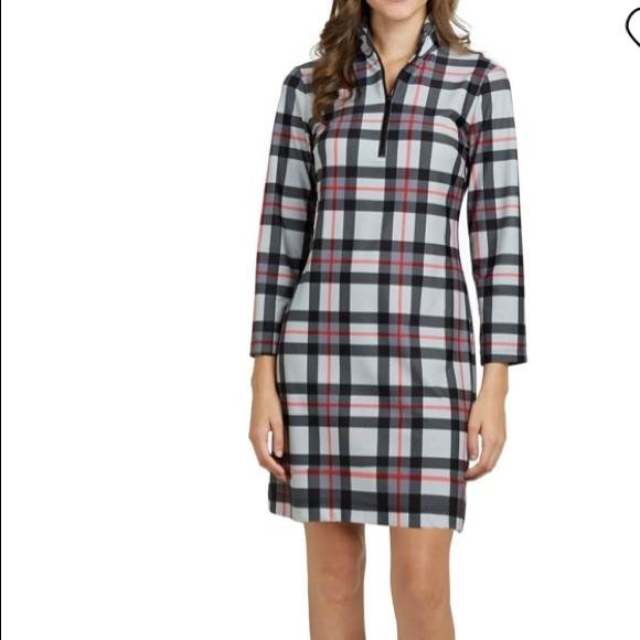 Jude Connally Dresses & Skirts - NWOT Jude connally plaid elodie dress